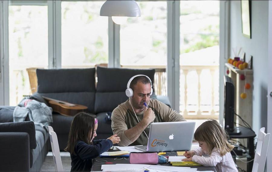 Teletrabajo: diseño ergonómico de un puesto de trabajo en casa
